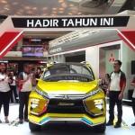 MOBIL MITSUBISHI : Genjot Segmen Penumpang, Mitsubishi Bakal Luncurkan XM Concept