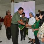 Kodam Diponegoro Gelar Perayaan Natal Bersama