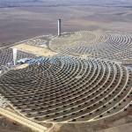 Menara Surya Tertinggi Dunia Milik Israel Segera Beroperasi