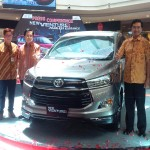 MOBIL TOYOTA : Mengaspal di Jateng-DIY, New Venturer Dibanderol Rp401 Juta