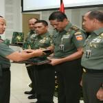 Kegiatan Nusantara Bersatu Kodam IV Diponegoro Sabet Juara III