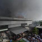Kebakaran Pasar Senen, Ini Jalan yang Ditutup dan Pengalihan Arus