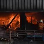 Api Sudah Tak Berbahaya, Kebakaran Pasar Senin Diprediksi Padam Sebelum Pagi