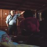 Tim Gerebek Tempat Penampungan Ilegal Calon TKI di Karanganyar