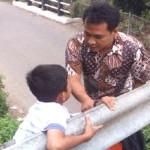DEMAM TELOLET SEMARANG : Razia Bocah Telolet, Jasa Marga Gandeng Polisi