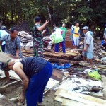 BENCANA SRAGEN : Rumah Petani Miri Roboh karena Bangunannya Sudah Lapuk