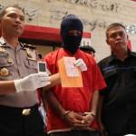 NARKOBA KARANGANYAR : Sebulan Edarkan Sabu-Sabu, Warga Colomadu Ditangkap