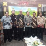 PEMBERANTASAN KORUPSI : Ganjar Klaim Jateng Bakal Jadi Pilot Project KPK