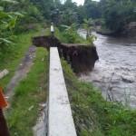 CUACA EKSTREM : 2 Sungai di Bantul Meluap, Puluhan Rumah Terendam