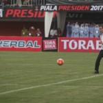 PIALA PRESIDEN : Tahan Persipura Tanpa Gol, Motivasi Pemain Jadi Kunci