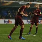 HASIL LIGA EUROPA : Roma Bantai Villareal 4-0