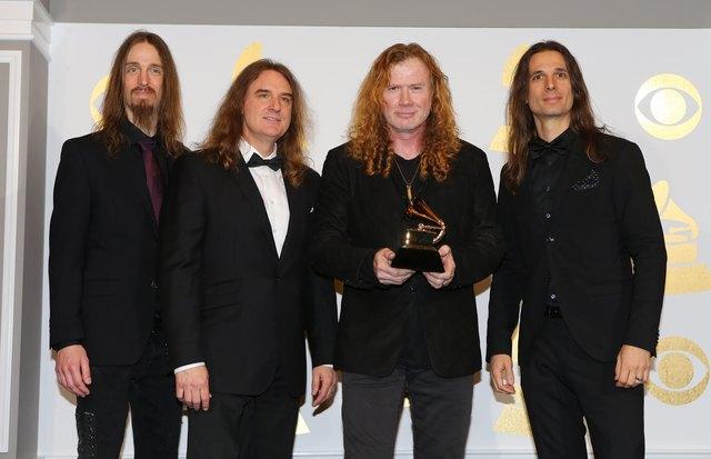 Megadeth,2017