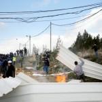 Israel Mulai Gusur Pemukiman Ilegal di Tepi Barat