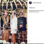 Foto Pernikahan Sempat Diprotes, Dhani Beberkan Video Jadul Maia