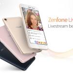 SMARTPHONE TERBARU : Ini Fitur Andalan Asus Zenfone Live