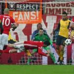 LIGA CHAMPIONS : Bayern Munchen Bekuk Arsenal 5-1