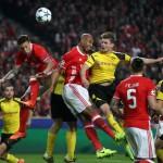 LIGA CHAMPIONS : Dortmund Tumbang di Markas Benfica