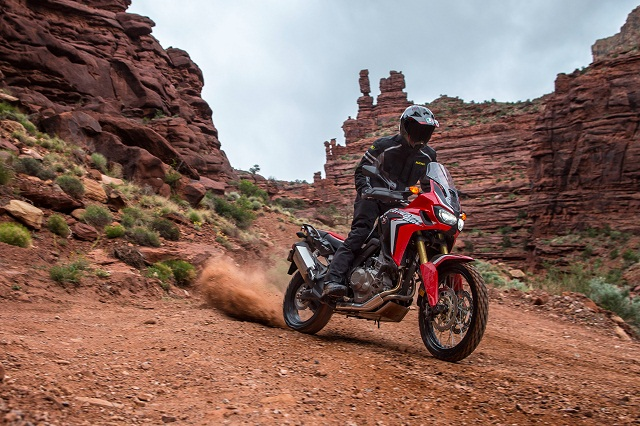 CRF1000L Africa Twin. (Istimewa/Power Sport Honda)