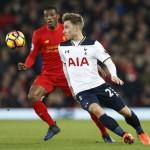 LIGA INGGRIS : Live Streaming! Saksikan Tottenham Vs Liverpool di Sini