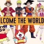 Goku Dan Luffy Jadi Duta Olimpiade Tokyo 2020