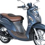 SEPEDA MOTOR TERBARU : Yamaha Luncurkan 3 Varian Baru Fino Blue Core