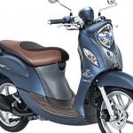 SEPEDA MOTOR TERBARU : Yamaha Luncurkan Skutik Stylish, New Fino 125 Blue Core