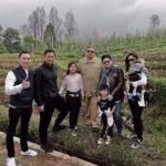 Liburan Usai, Keluarga SBY Balik ke Jakarta Naik Argo Lawu