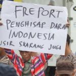 BUMN Inalum Siap Kelola Tambang Freeport