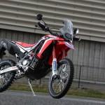 Honda CRF250 Rally, Motor Reli Ringan yang Mudah Dikendalikan