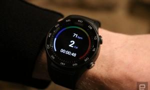 Huawei Watch 2 (Engadget)