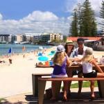 Ilustrasi piknik di pantai (JIBI/Dok)