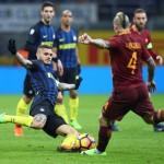LIGA ITALIA : Inter Milan Vs As Roma: Ujian Kesetiaan