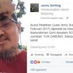 Di Sragen Ditolak GP Ansor, Acara Jonru Pindah ke Masjid Goro Assalam