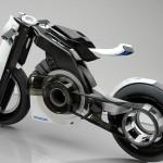 Honda Oree, Motor Listrik dengan Desain Futuristik yang Ternyata Buatan Mahasiswa