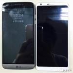 MWC 2017 : Begini Penampakan Utuh LG G6