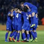 LIGA CHAMPIONS : Leicester Mengejutkan, Juve Pilih Menghindar
