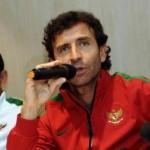 Pelatih Timnas Indonesia, Luis Milla (Liputan6.com)