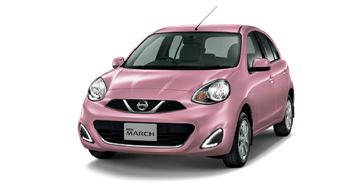 Nissan New March (www.nissan-cdn.net)