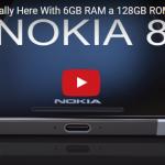 Nokia 8 Bakal Diperkenalkan 16 Agustus 2017