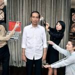Patung Lilin Jokowi Bakal Dipajang di Madame Tussauds Hong Kong