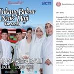 Tayangkan Kembali Tukang Bubur Naik Haji, Netizen Sebut RCTI Gagal Move On