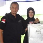 PILKADA JAKARTA : Relawan Ahok-Djarot Yakin Menang di TPS AHY