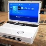 Konsol Game Playbook 4S Ini Dibikin Mirip Laptop