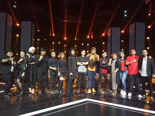 Rising Star Indonesia (RSI) RCI Super 9 (Twitter)