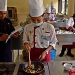 FOTO PENDIDIKAN SEMARANG : Kompetensi Siswa SMK Bawen Diuji