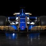 FORMULA ONE 2017 : Luncurkan Mobil Baru, Sauber Pertahankan Sirip Hiu