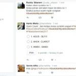 PILKADA JAKARTA : Tagar #GueUdahNyoblosNomor1 Sepi Kicauan Netizen