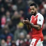Walcott Catatkan Gol Ke-100 Bersama Arsenal