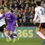 LIGA SPANYOL : Madrid Ditundukkan Valencia, Ini Komentar Zidane