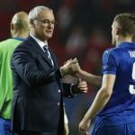 Vardy Bantah Terlibat Pemecatan Ranieri